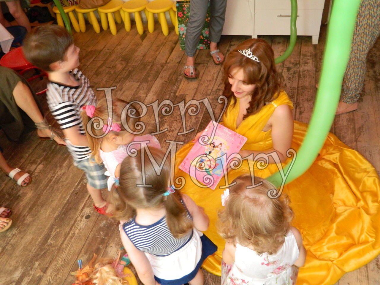 игра знакомство на детский праздник