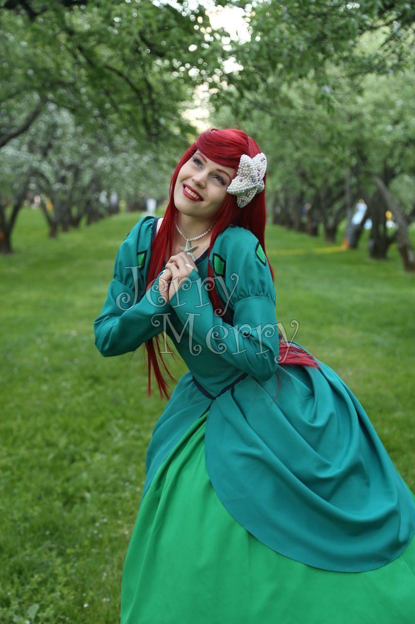 принцесса ариэль картинки
