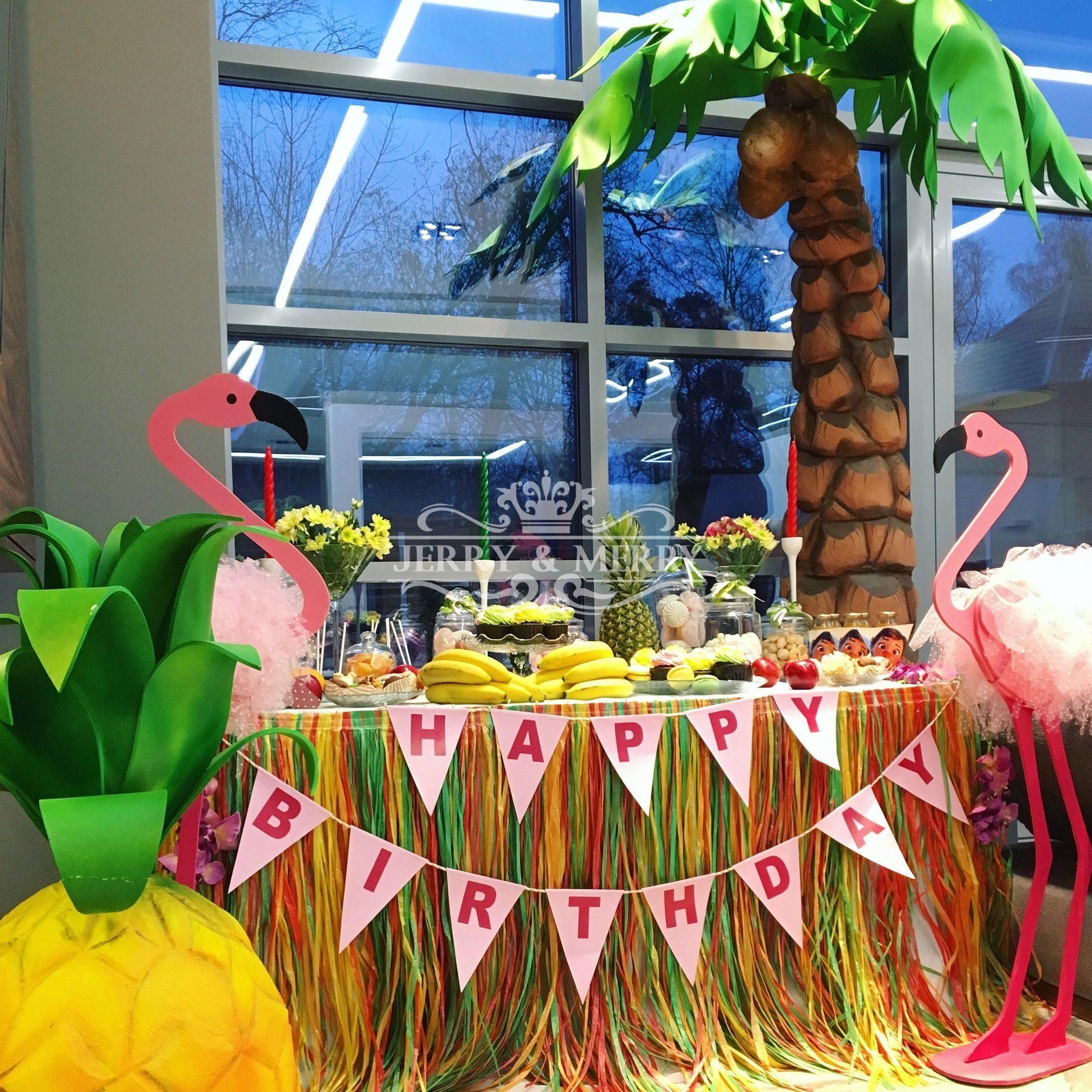 Гавайская вечеринка своими руками фото 52
